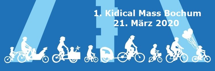 1. Kidical Mass Bochum